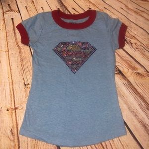Superman T-shirt youth 6/6X